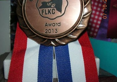 Marg Pough – newest recipient of the FLKC Good Sportsman Award